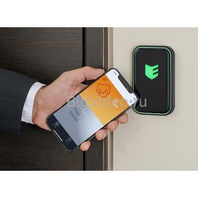 Электромагнитный замок с NFS открытие телефоном