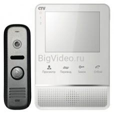 Комплект видеодомофона CTV-DP2400MD