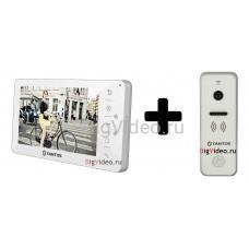 Комплект видеодомофон Amelie и вызывная панель iPanel 1 (Metal)