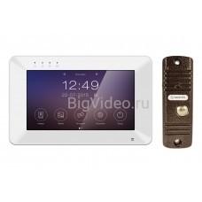 Комплект видеодомофона Rocky Wi-Fi и Walle+