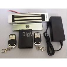Электромагнитный замок на калитку