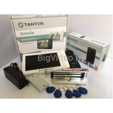 Электромагнитный замок с домофоном Tantos Amelie