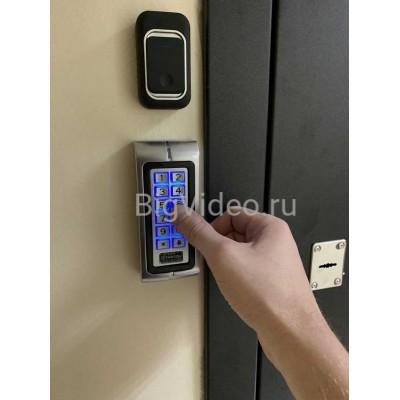 Электромагнитный кодовый замок на дверь