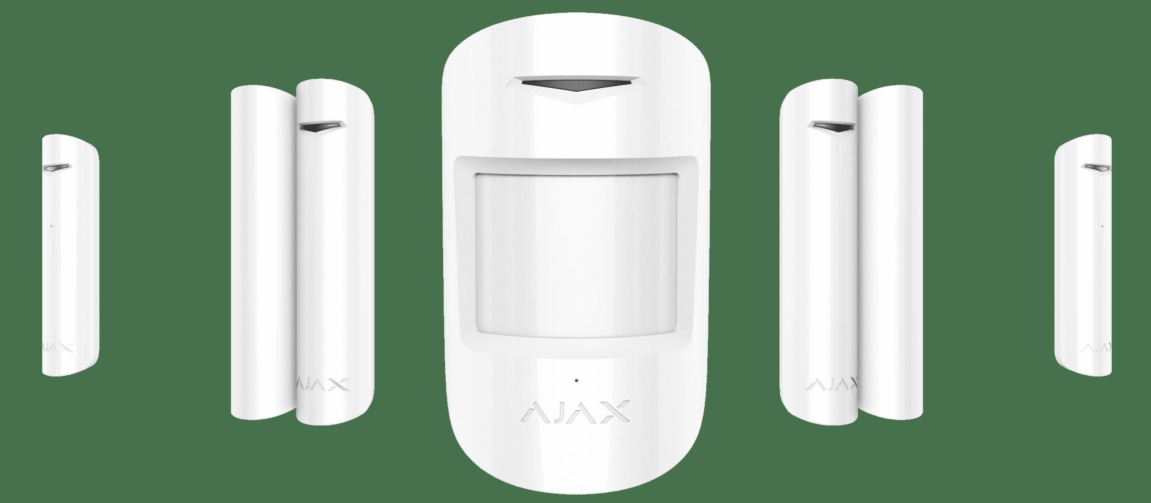 Комплект сигнализации в квартиру Ajax